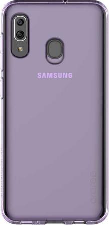 Купить Чехол (клип-кейс) Samsung для Samsung Galaxy A30 Araree A Cover фиолетовый (GP-FPA305KDAER)