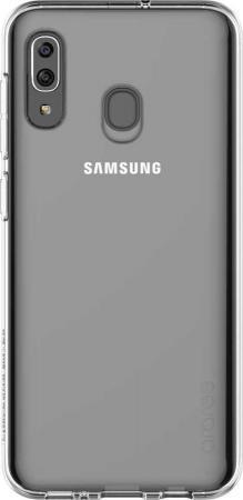 Чехол (клип-кейс) Samsung для Samsung Galaxy A30 Araree A Cover прозрачный (GP-FPA305KDATR) чехол клип кейс samsung araree airfit для samsung galaxy a5 2017 прозрачный [gp a520kdcpaae]
