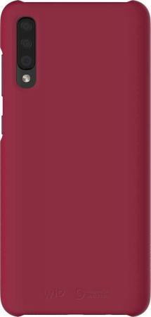 Чехол (клип-кейс) Samsung для Samsung Galaxy A70 Wits Premium Hard Case бордовый (GP-FPA705WSAXW) чехол клип кейс samsung для samsung galaxy a70 wits premium hard case черный gp fpa705wsabw