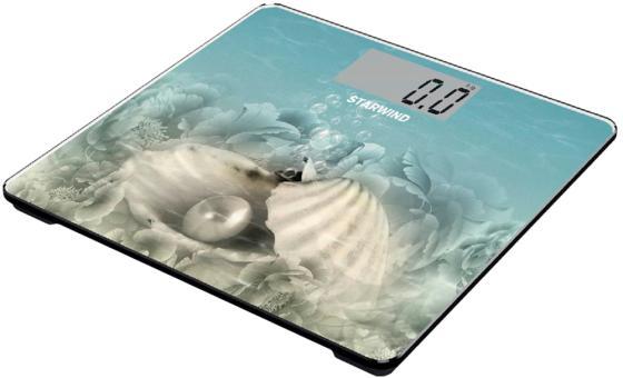 лучшая цена Весы напольные StarWind SSP6030 рисунок