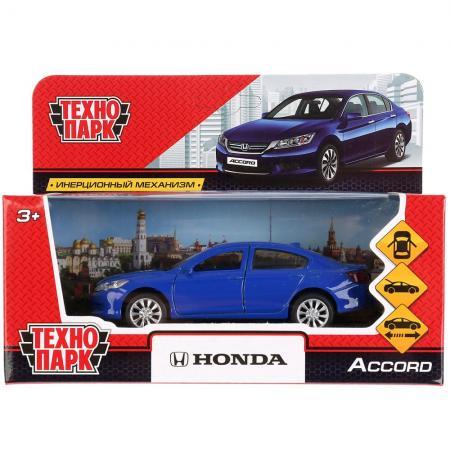 Машинка ТЕХНОПАРК Honda Accord синий