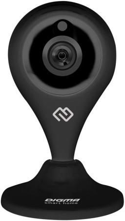 Видеокамера IP Digma DiVision 300 3.6-3.6мм цветная корп.:черный/черный видеокамера ip digma division 101 2 8 2 8мм цветная корп белый черный