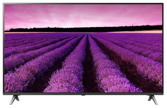 Телевизор LED LG 49 49SM8000PLA черный/Ultra HD/200Hz/DVB-T2/DVB-C/DVB-S2/USB/WiFi/Smart TV (RUS)