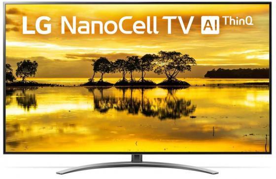 Фото - Телевизор 65 LG 65SM9010PLA черный 3840x2160 100 Гц Wi-Fi Smart TV RJ-45 Bluetooth телевизор 55 lg 55uk6300plb черный 3840x2160 50 гц wi fi smart tv rj 45 bluetooth