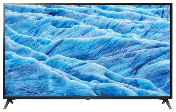 Телевизор LED 70 LG 70UM7100PLA черный 3840x2160 50 Гц Smart TV Wi-Fi RJ-45 Bluetooth