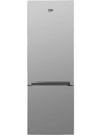 Холодильник Beko RCSK379M20S серебристый
