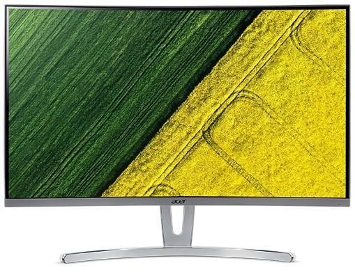 Монитор Acer 31.5 ED323QURAbidpx VA 2560x1440 144Hz FreeSync 250cd/m2 16:9 монитор 21 9