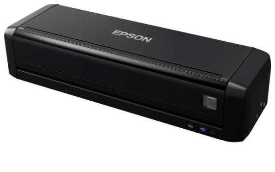 Фото - Сканер Epson WorkForce DS-360w (B11B242401) workforce ds 780n
