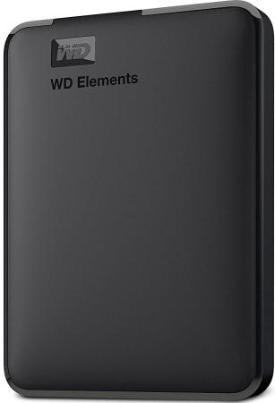 "Жесткий диск WD Original USB 3.0 4Tb WDBW8U0040BBK-EEUE Elements Portable 2.5"" черный wd se 4tb 3 5"