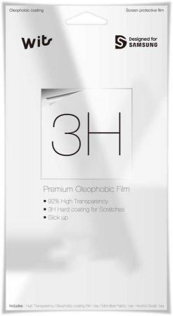 Защитная пленка для экрана Samsung Wits для Samsung Galaxy A40 прозрачная 1шт. (GP-TFA405WSATW) все цены