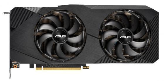Видеокарта ASUS nVidia GeForce RTX 2080 DUAL OС EVO PCI-E 8192Mb GDDR6 256 Bit Retail DUAL-RTX2080-O8G-EVO