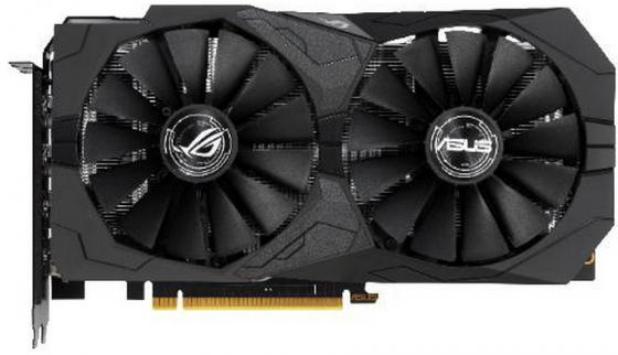 Видеокарта ASUS GeForce GTX 1650 ROG STRIX PCI-E 4096Mb GDDR5 128 Bit Retail ROG-STRIX-GTX1650-A4G-GAMING видеокарта asus geforce® gtx 950 strix gtx950 dc2oc 2gd5 gaming 2гб gddr5 retail
