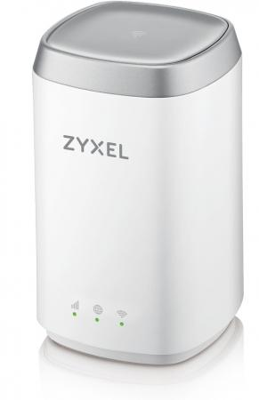 Роутер беспроводной Zyxel LTE4506-M606 v2 (LTE4506-M606-EU01V2F) AC1200 3G/4G белый (упак.:1шт)