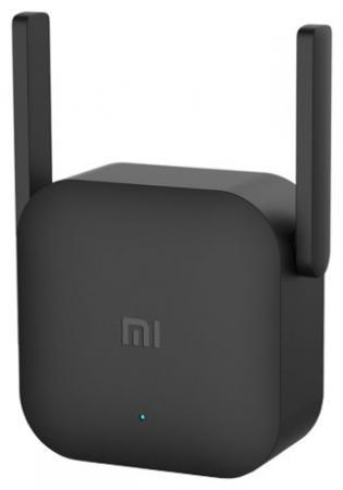 Повторитель беспроводного сигнала Xiaomi Mi WiFi Router Amplifer (PRO) Wi-Fi черный повторитель беспроводного сигнала upvel ua 342nr