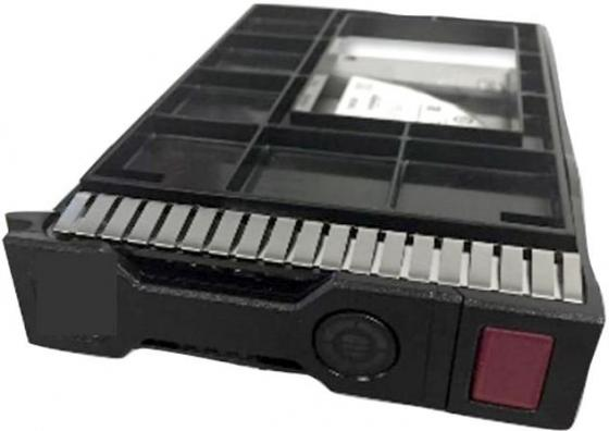 "лучшая цена Накопитель SSD HPE 1x480Gb SATA P07924-B21 Hot Swapp 3.5"""