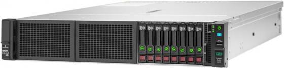 лучшая цена Сервер HPE ProLiant DL180 Gen10 1x4110 1x16Gb SAS/SATA S100i 1G 2P 1x500W (879514-B21)