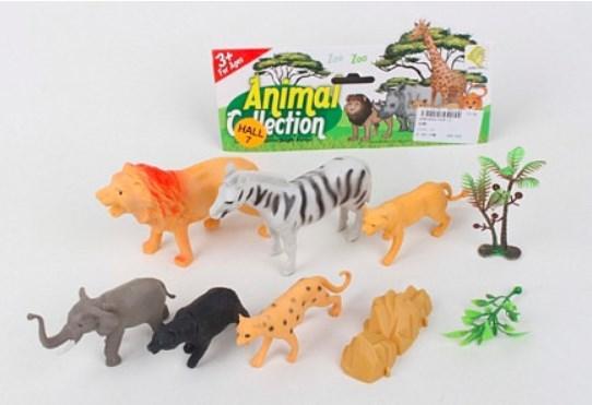 Набор животных best toys Животные пазл best toys животные 6 элементов