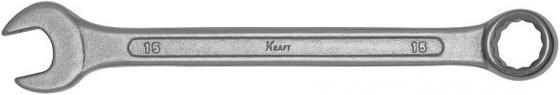 Ключ комбинированный KRAFT KT 700720 15 мм Master ключ kraft kt 701007