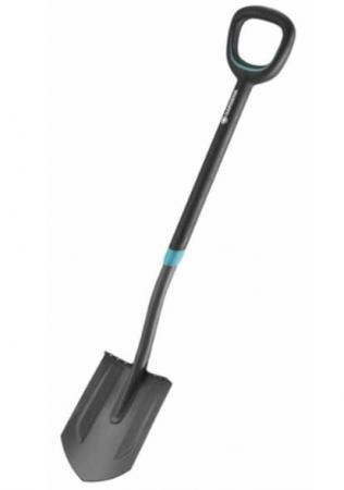 Лопата GARDENA ErgoLine 17012-20 штыковая лопата gardena 03241 20 000 00