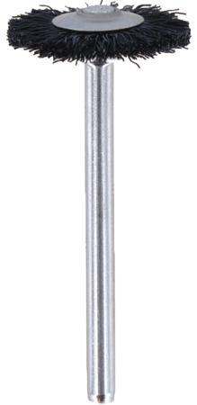 Насадка Щетинная щетка 19 мм (403) шлифовальная щетка dremel sc472 2615s472ja