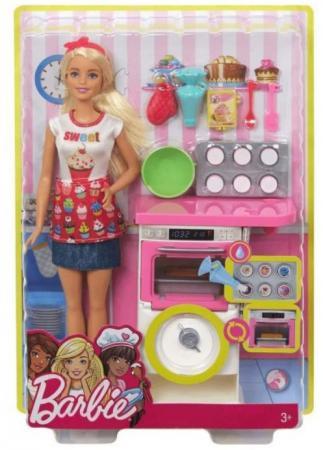 Кукла Barbie (Mattel) Кукла Barbie Кондитер
