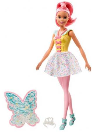 Фото - Кукла Barbie (Mattel) Волшебная Фея кукла сказочная принцесса фея barbie fjd08