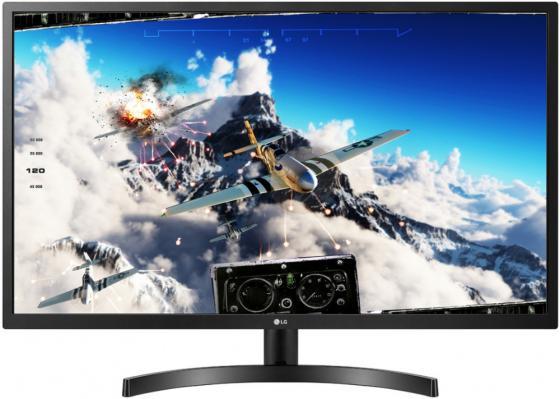 Монитор LG 31.5 32ML600M-B черный IPS LED 5ms 16:9 HDMI матовая 1200:1 400cd 178гр/178гр 1920x1080 D-Sub FHD 9.2кг монитор dell 23 8 p2419hc черный ips led 8ms 16 9 hdmi матовая has pivot 1000 1 250cd 178гр 178гр 1920x1080 d sub displayport fhd usb