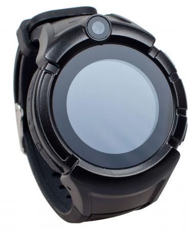 Детские умные часы Prolike PLSW200BK, черные цена и фото