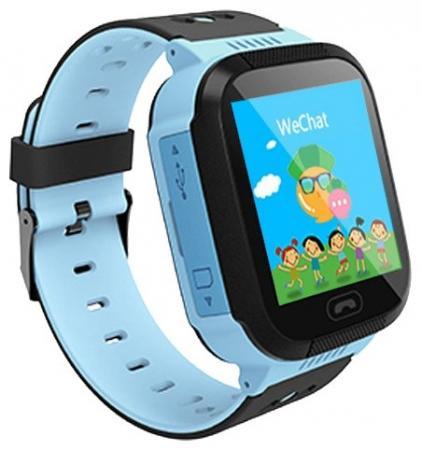 Детские умные часы Prolike PLSW300BL, голубые цена и фото