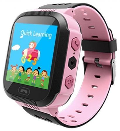 Детские умные часы Prolike PLSW300PK, розовые цена и фото