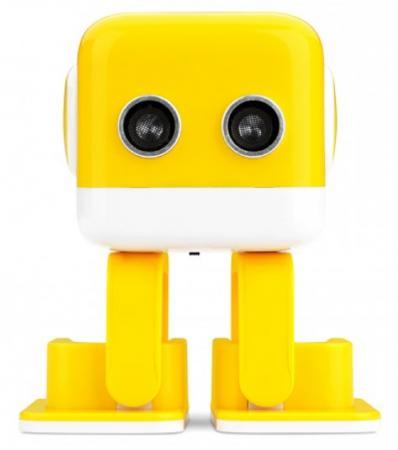 Робот радиоуправляемый Wltoys F9 светящийся со звуком на радиоуправлении двигающийся танцующий