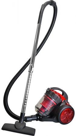 Пылесос DELTA LUX DL-0834 сухая уборка серый красный пылесос delta dl 0831 красный