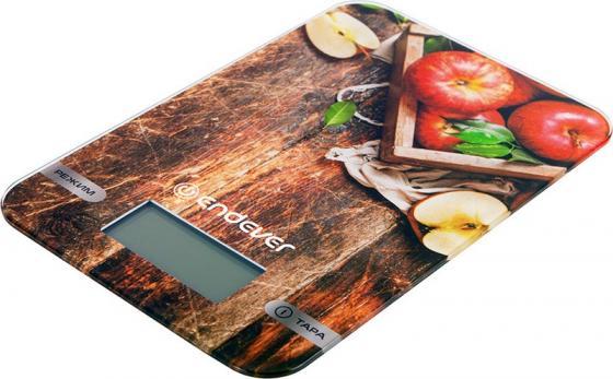 Весы кухонные ENDEVER Chief 507 рисунок коричневый красный pgytech portable foldable landing pad for dji mavic air