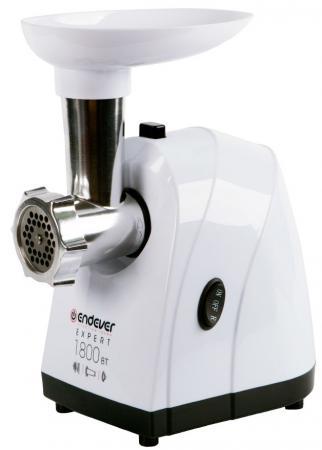 Электромясорубка ENDEVER Sigma 42 1800 Вт белый