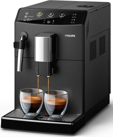 лучшая цена Кофемашина Philips HD8827/09 1800 Вт черный