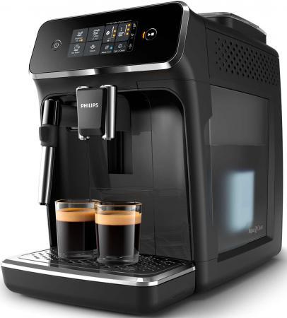 лучшая цена Кофемашина Philips EP2021/40 1500 Вт черный