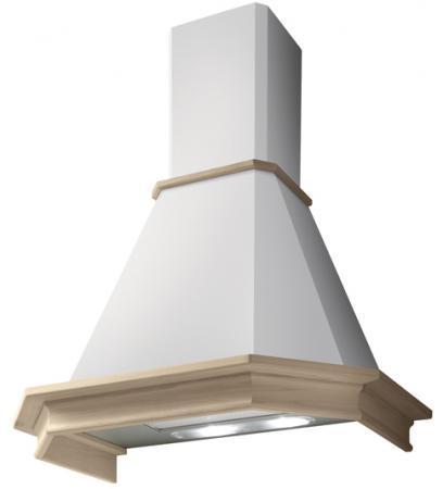 Вытяжной шкаф ELICA/ пристенная, 60 см, 650 м3/ч, белый