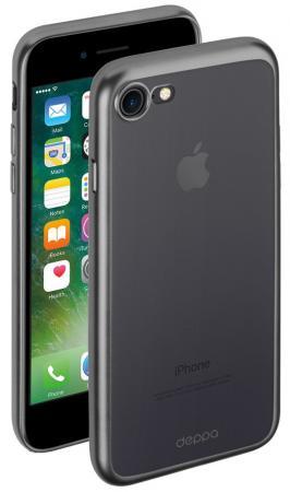 Накладка Deppa Gel Plus для iPhone 7 iPhone 8 чёрный 85283 цены онлайн