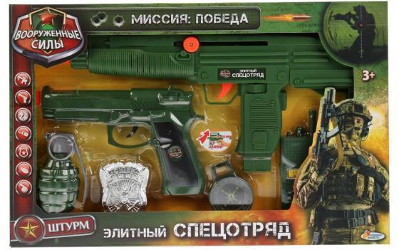 Набор ИГРАЕМ ВМЕСТЕ Оружие зеленый