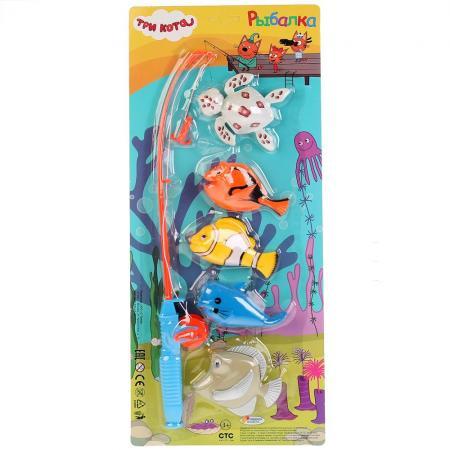 Купить Игровой набор ИГРАЕМ ВМЕСТЕ Рыбалка 6 предметов, Игровые наборы для мальчиков