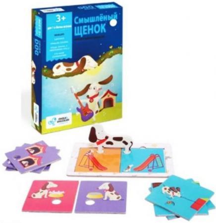 Настольная игра CHALK AND CHUCKLES CCPPL040 Смышленый щенок the chalk man