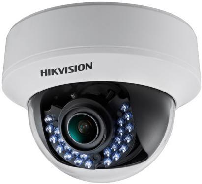 Камера видеонаблюдения Hikvision DS-2CE56D0T-VFPK HD TVI цветная камера видеонаблюдения hikvision hiwatch ds t220s 3 6мм hd tvi цветная