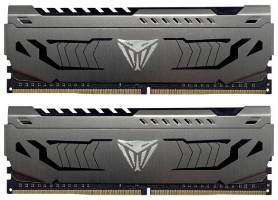 Фото - Оперативная память 16Gb (2x8Gb) PC4-29800 3733MHz DDR4 DIMM CL17 Patriot PVS416G373C7K оперативная память 16gb 2x8gb pc4 21300 2666mhz ddr4 dimm cl17 patriot pvr416g266c5kw