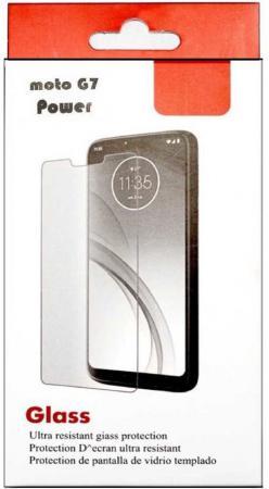 Защитное стекло для экрана Motorola для Motorola G7 Power прозрачная 1шт. (ZS-MERMOTOG7POWER)
