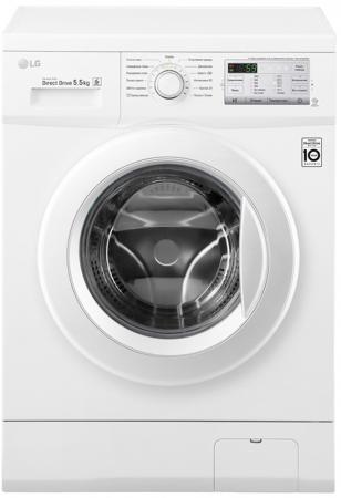 Стиральная машина LG FH0H3MD0 белый стиральная машина lg fh0b8nd3 белый