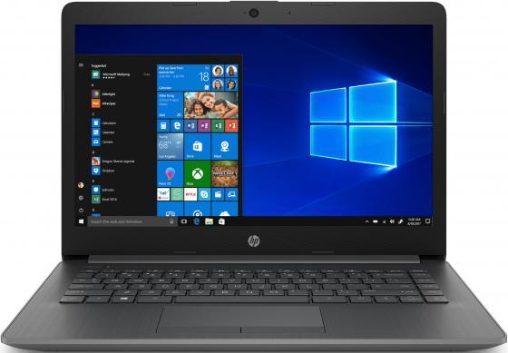 """HP14-ck1003ur 14""""(1366x768)/Intel Core i5 8265U(1.6Ghz)/8192Mb/256SSDGb/noDVD/Int:Intel HD Graphics/Cam/BT/WiFi/41WHr/war 1y/Chalkboard Gray/W10"""