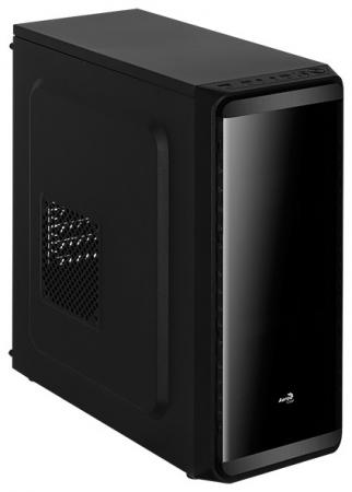 Корпус ATX Aerocool SI-5200 Без БП чёрный 4718009153103 цена и фото