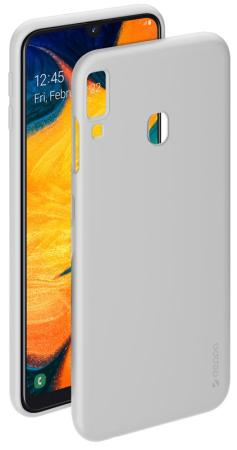 Чехол Deppa Gel Color Case для Samsung Galaxy A30 (2019), белый
