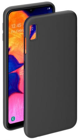 Чехол Deppa Gel Color Case для Samsung Galaxy A10 (2019), чёрный