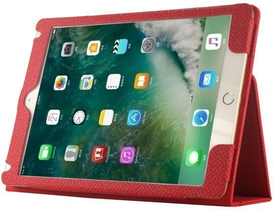 "все цены на Чехол IT BAGGAGE для планшета iPad 2017 9.7"" красный ITIP20172-3 онлайн"